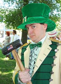 Portland Mondo Croquet & Mad Hatter Picnic | Pictures, Q&A, Info